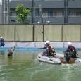 水難救助訓練②