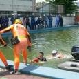 水難救助訓練①